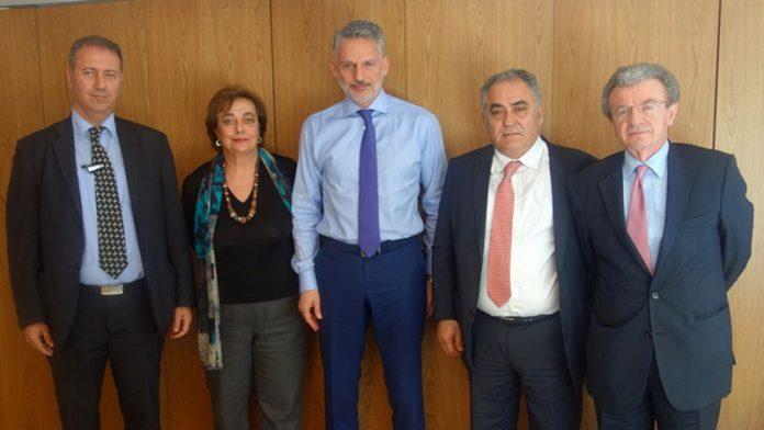 Συναντηση ΕΕΑ με Πρόεδρο ΕΑΕΕ ΜΑζαράκη